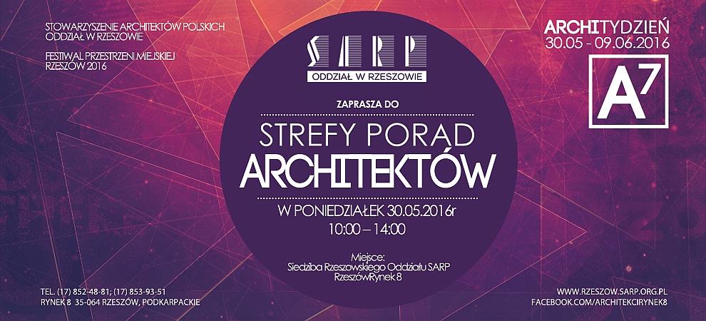 strafa porad sarp architekci targi festiwal