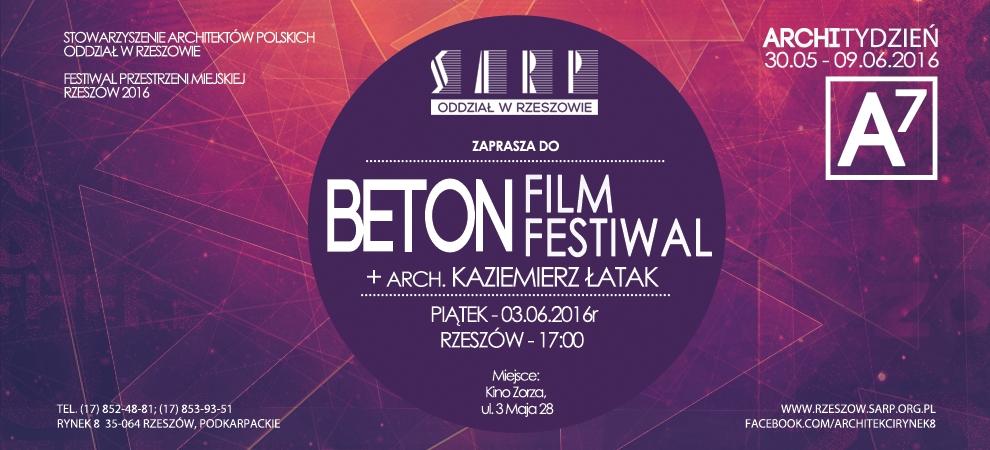 BETON FILM FESTIWAL